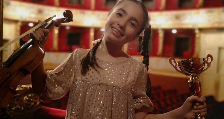 Kemanın yeni harika çocuğu: Elif Su Eroğlu