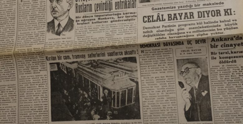 HÜRRİYET GAZETESİ 1 MAYIS 1948
