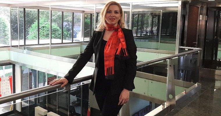 İstanbul Kültür Eğitim Kurumları Okullar Koordinatörü Biriz Kutoğlu,