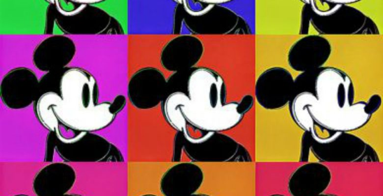 En sevilen çizgi karakter: Miki Fare