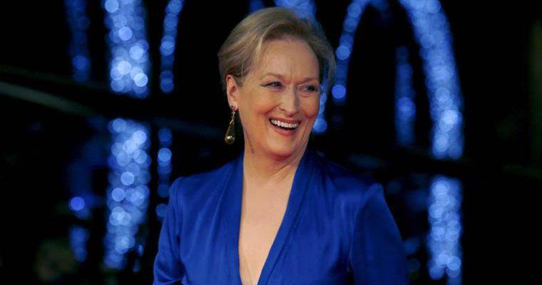 Meryl Streep, Netflix müzikali için rap yaptı