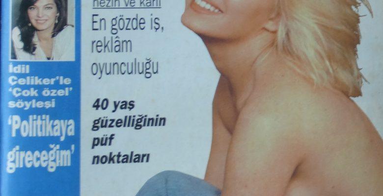 SHOW HÜRRİYET PAZAR DERGİSİ 30 OCAK 1994
