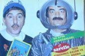 BANDO AYLIK ÇOCUK  DERGİSİ NİSAN 1989