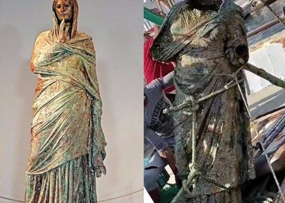 'Kalimnos Kadını'