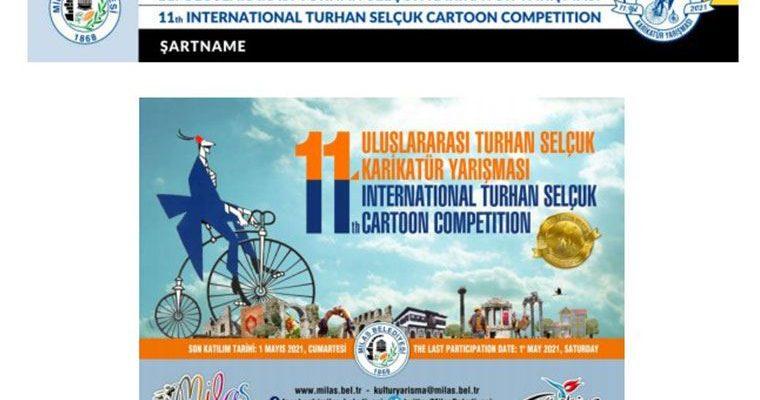 11. Uluslararası Turhan Selçuk Karikatür Yarışması