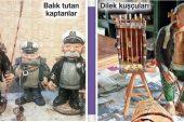 Minik heykeller diyarı