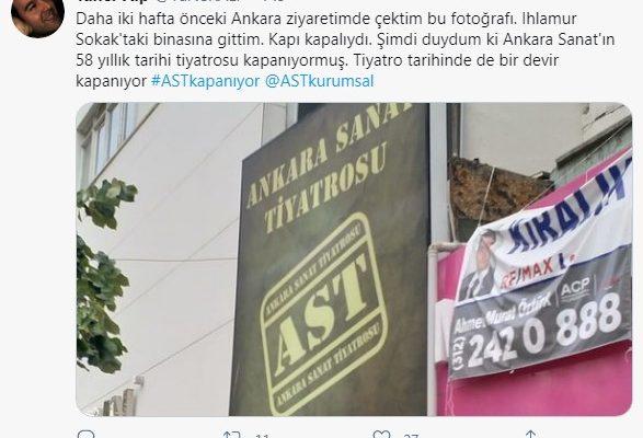 Ankara Sanat Tiyatrosu