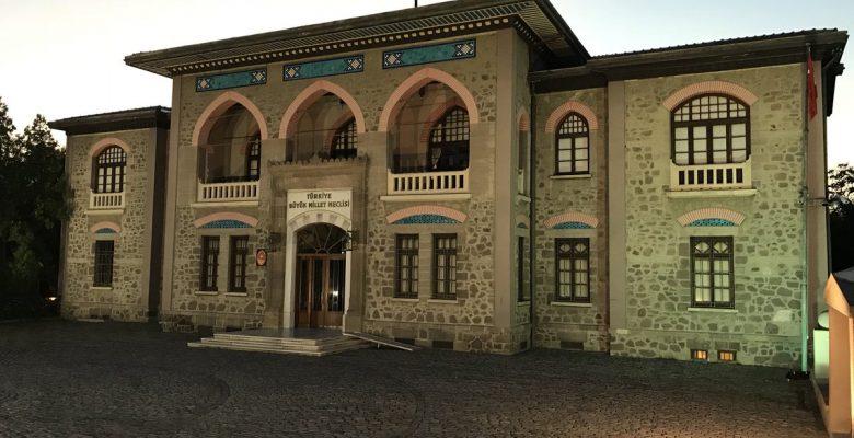 CSO Müzesi kapılarını ilk kez TRT Haber'e açtı