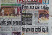 HEDEF MÜSTAKİL SİYASİ GAZETE  4 NİSAN 1992