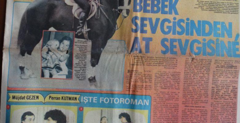 HÜRRİYETPAZAR KELEBEK 25 ARALIK 1983