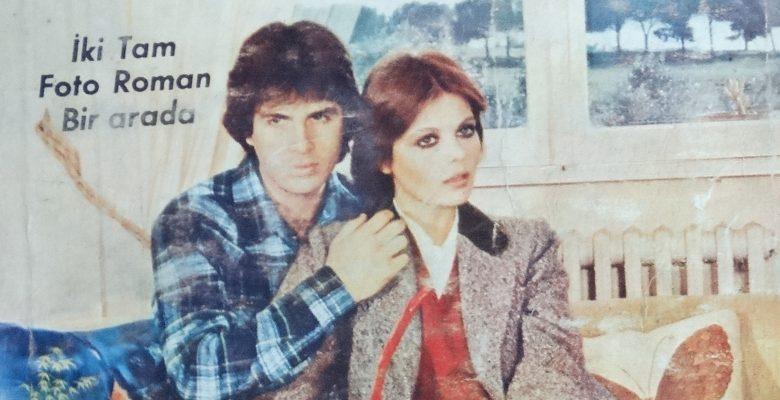 CEP FOTO ROMAN ÖZEL SAYI 12 MART 1982