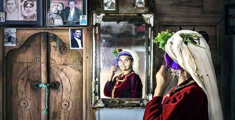 500 yıllık gelenek Çomakdağ Köyü,