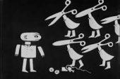 İzmir Uluslararası Mizah Festivali Kısa Filmi: Sansür – Tan Oral (1970 – Animasyon)
