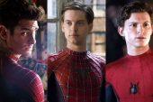 3 Örümcek Adam aynı filmde buluşuyor