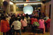 Çocuklar için bilim ve sanat atölyeleri
