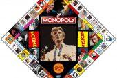 Monopoly'den David Bowie hayranlarına özel oyun seti