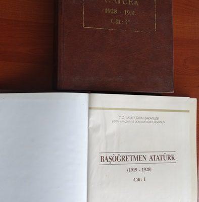 BAŞÖĞRETMEN ATATÜRK 1919-1928 1.CİLT