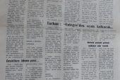 SON HABER GİRESUN HABERDE LİDER 1 EYLÜL 1992