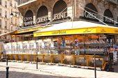 Paris'in simge kitapçısı Gibert Jeune