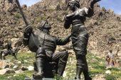 Sivrihisar İlçesi'nde bulunan Türkiye'nin ilk açık hava heykel müzesi