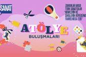 """Zamanlar Arası Türk Sanatçılar """"Renklerin Ve Şekillerin Büyüsünde : Fahrelnissa Zeid"""