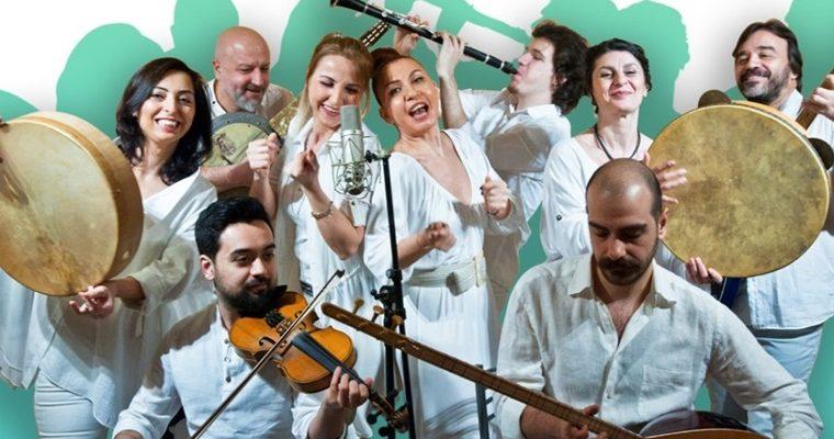 Yılın ilk Kardeş Türküler konseri: 'Sahneden Naklen'