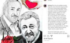 Ünlü piyanist Fazıl Say'dan Müjdat Gezen ve Metin Akpınar paylaşımı