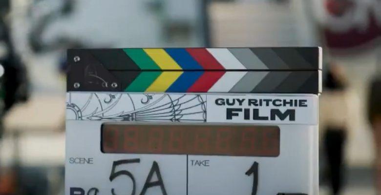 Guy Ritchie, 'Five Eyes' filminin