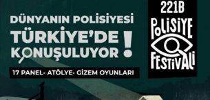 221B Polisiye Festivali devam ediyor
