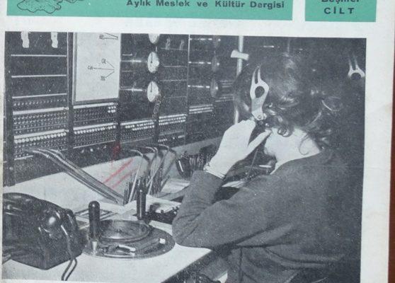 POS-TEL AYLIK MESLEK VE KÜLTÜR DERGİSİ 2 ŞUBAT 1963