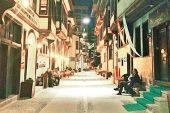 Germiyan Sokağı tarihe ışık tutuyor