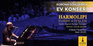 Korona Günlerinde Ev Konseri: HARMOLİPİ