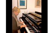Gülsin Onay'dan Boğaziçili öğrencilere Mozart'lı destek