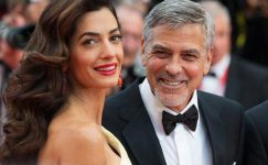 George Clooney'in pandemi hobisi: