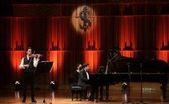 Kemanla Mozart'tan Chopin'e yolculuk
