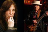 Patti Smith'ten Bob Dylan'ın 80. doğum gününe özel konser