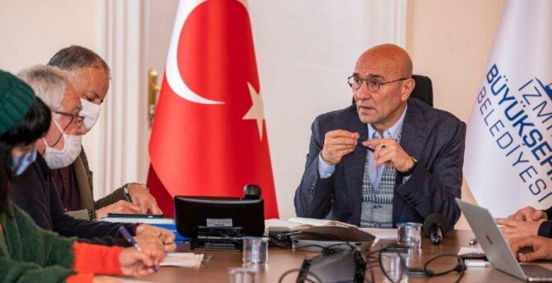 Tunç Soyer, İzmirli sanatçılar için yeni destek paketini açıkladı