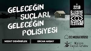 Mesut Demirbilek, Ercan Akbay | GELECEĞİN SUÇLARI, GELECEĞİN POLİSİYESİ