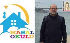 Tiyatro sanatçısı Cemal Ustaoğlu, kurduğu masal okulu ile geçmişi bugüne taşıyor