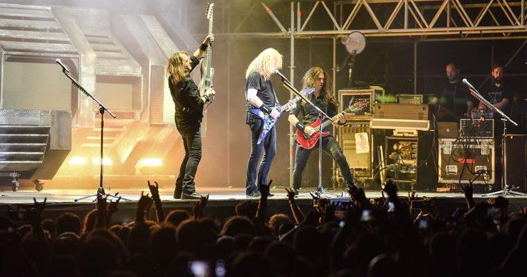 Dave Mustaine'den yeni albüm açıklaması