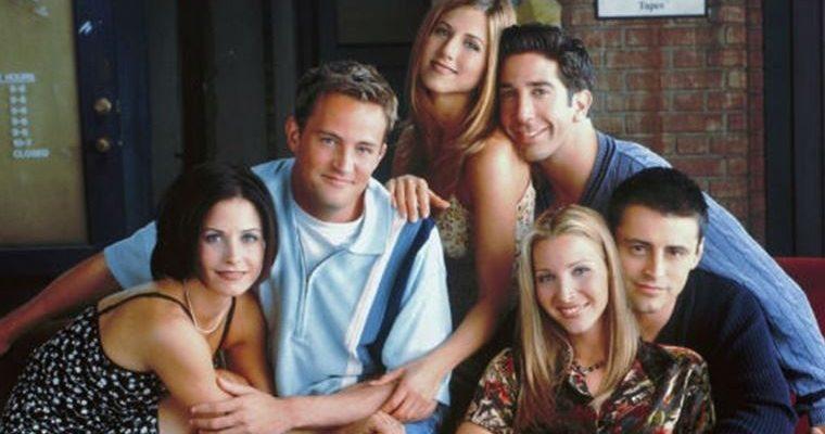 Friends Netflix'e geliyor: Yayın tarihi açıklandı