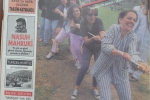 GİT LEMANCOĞRAFİK DERGİ HAZİRAN 1996
