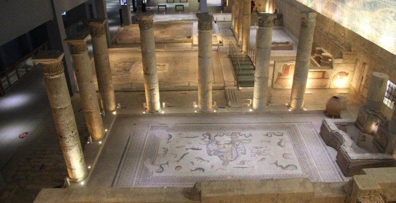 Zeugma Mozaik Müzesi çıtayı yükseltti