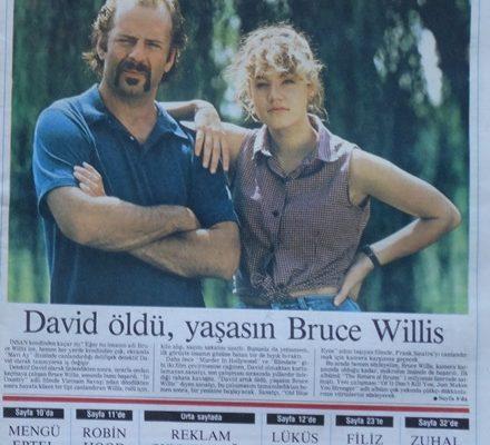 GÜNEŞ EKRAN 25 KASIM 1989