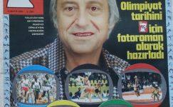 TV'DE 7 GÜN TELEVİZYON DERGİSİ 10 MAYIS 1985