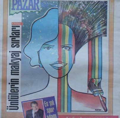 GAZETE PAZAR 11 ARALIK 1988