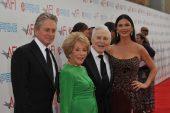 Kirk Douglas'ın eşi Anne Douglas hayatını kaybetti