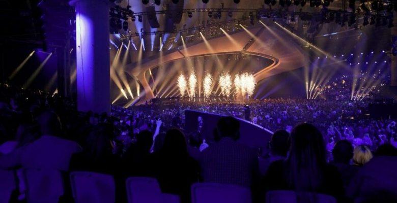 Eurovision'da normale dönüş provası: