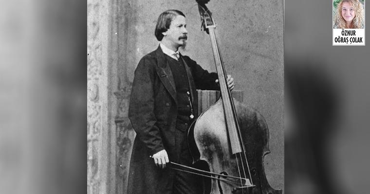 Kontrbasın Kralı İtalyan besteci Giovanni Bottesini, 200. yaşı kutlanıyor