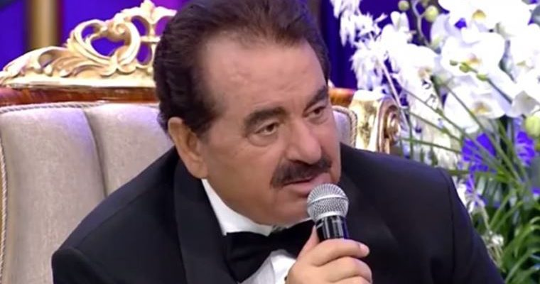 İbrahim Tatlıses İbo Show'da duyurdu: 11 yıl sonra bir ilk!